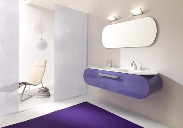 Flux US Bathroom by Lasa Idea