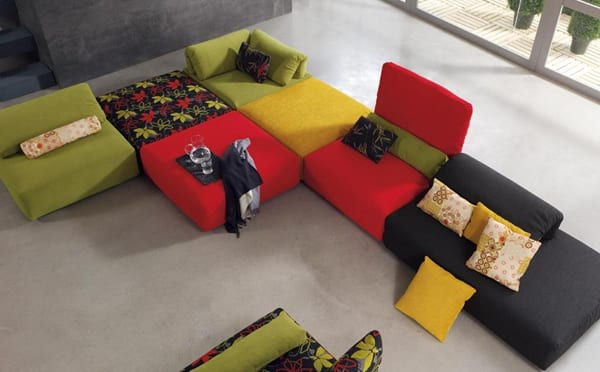 Joy Sofa by Moradillo Tapizados