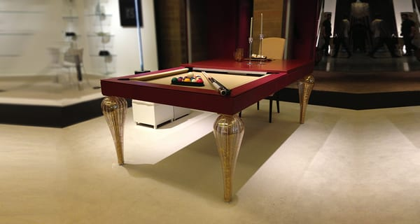 Murano Billiards Table by MBM Billiards