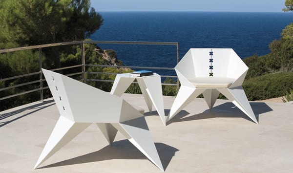 Pinata Outdoor Collection by Point1920