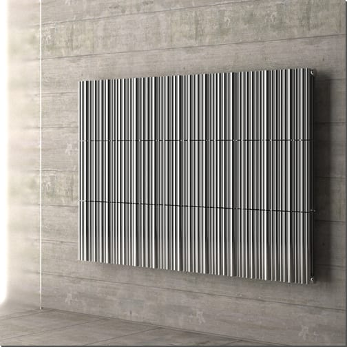 minimalistic and elegant radiator design
