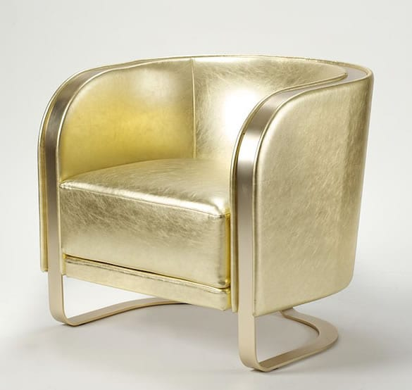Leather Versace Furniture