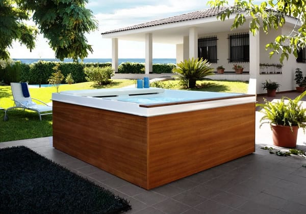 personal Spa by System Pool