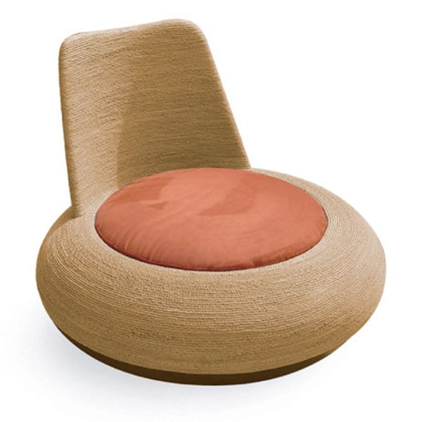Bouncing Betty Armchair
