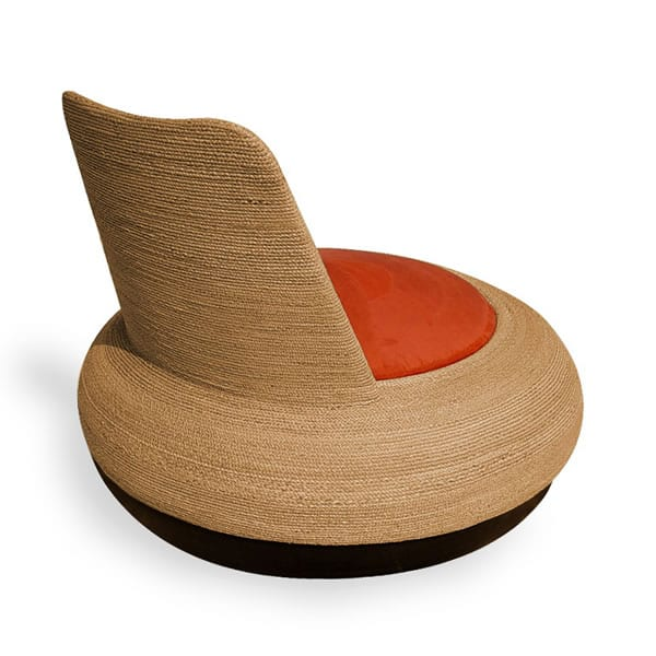 Relaxing bounce chair