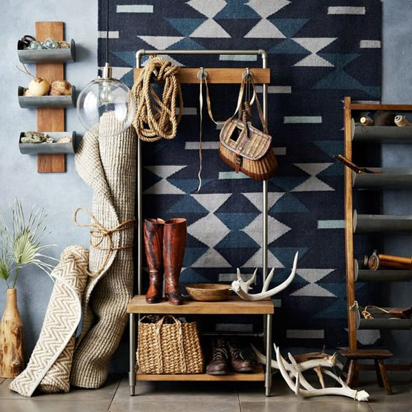 Designer Mudroom