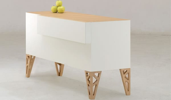 Triangle Living Furniture by De-Code