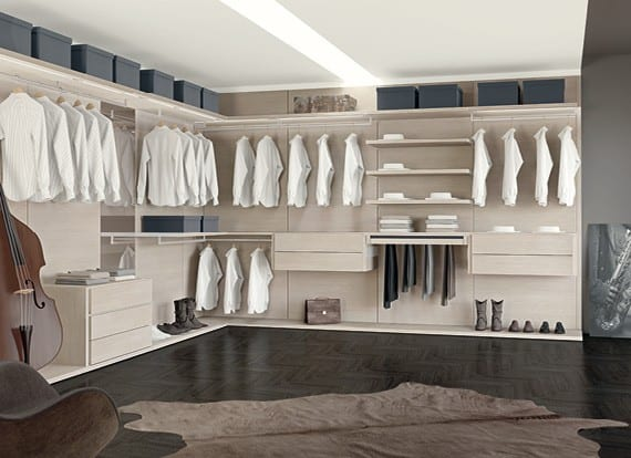 Multiplo Walk-in Closet