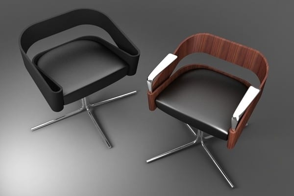 modern chair designs by Ali Alavi