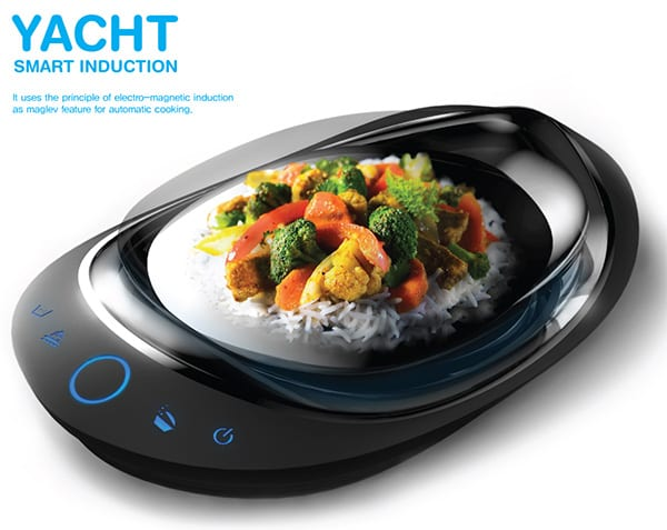 Cooking With Magnetic Fields: Yacht Smart Induction