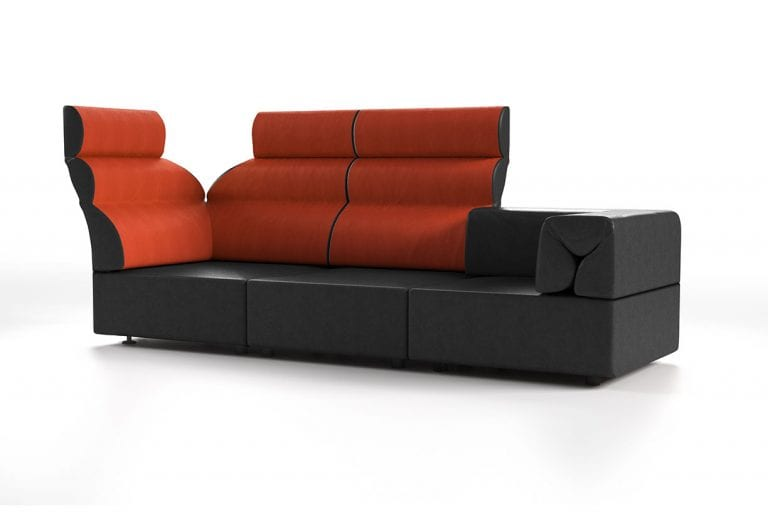 The Freud Sofa by Meritalia: Adaptable to Your Every Need