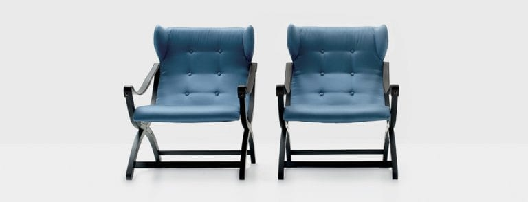 Comfy Warm Embrace: Shelford Armchair by Nube