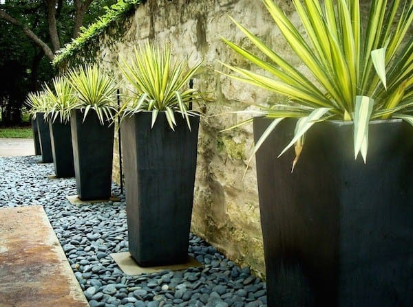 planters for home exteriors