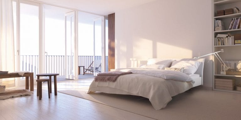 Nocto Plus Bed by Interlübke