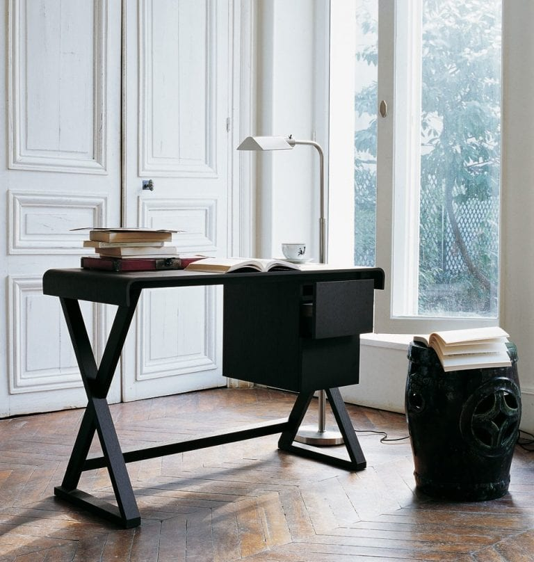 A Touch Of Class Sidus Desk By B Amp B Italia Furniture Fashion