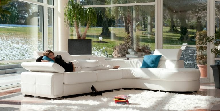 Rockferry Sectional by Alpa Saloti