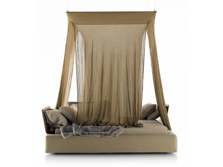 Zanzariera Bed by Ivano Redaelli bears