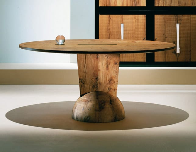 Brancusi Table by Estel