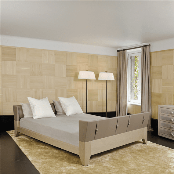 Add Exoticness with the Baku Bed by Promemoria