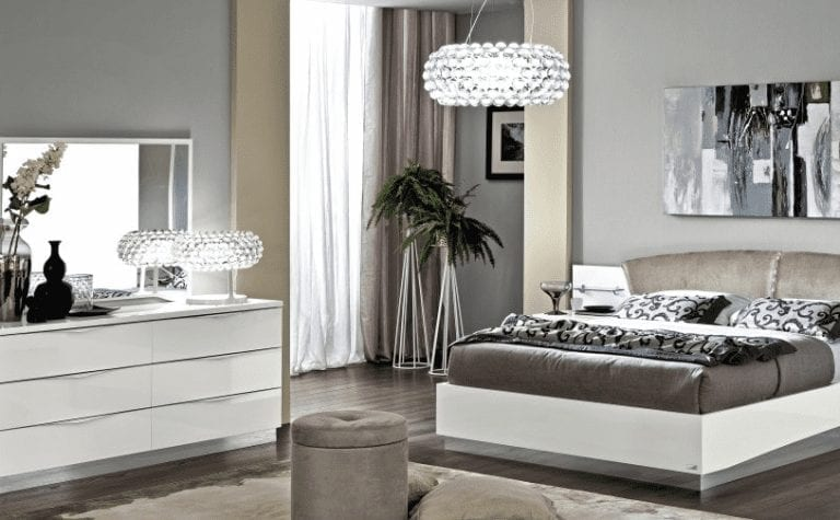 Onda Night Bedroom Collection by Camel Group