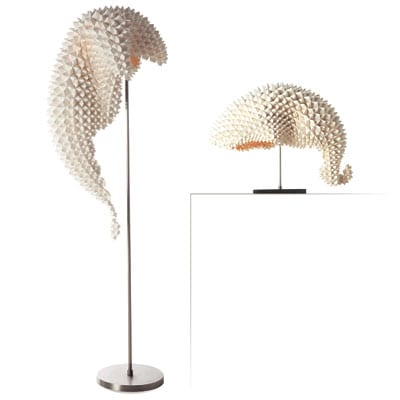 Dragon's Tail Lamp Collection by Hive