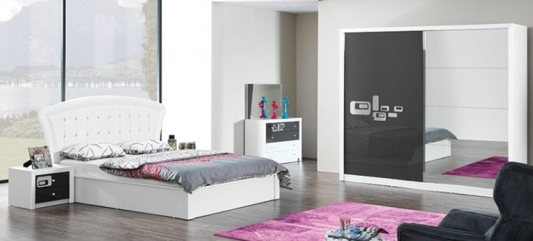Soli Bedroom Furniture by Yagmur