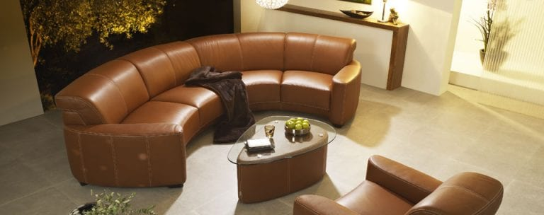 Amber Sofa by Schillig