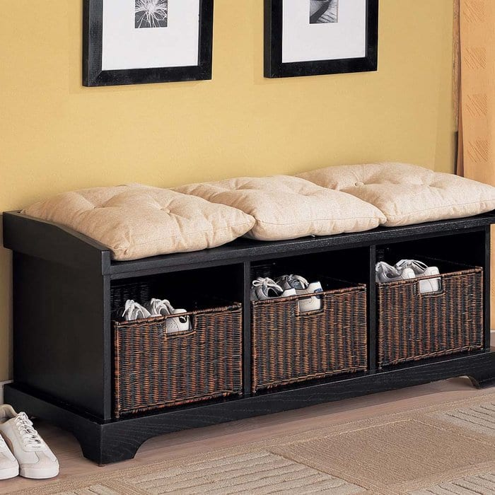 Storage-Bench-with-Baskets