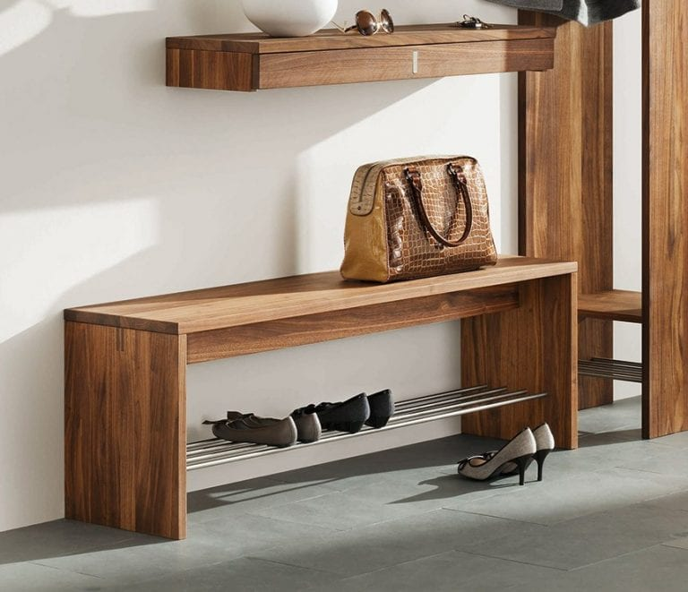10 Entryway Shoe Storage Benches Perfect for an Entryway