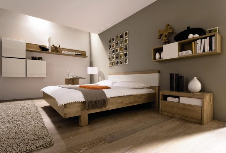 10 Cool and Amazing Bedroom Designs for Men 9