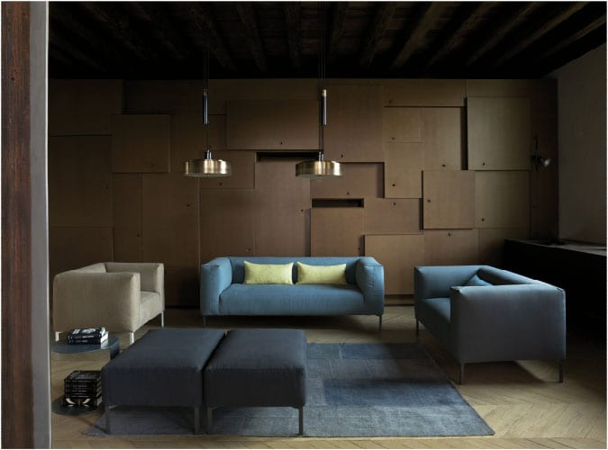 Garcia Cumini living room furniture