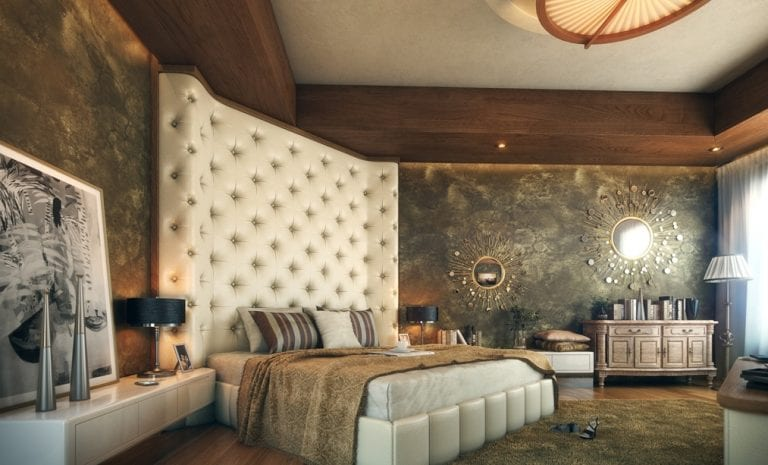 cool headboard designs