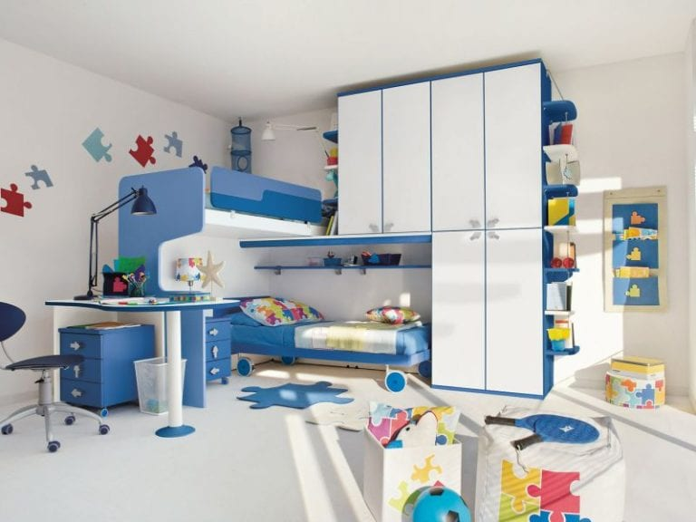 modern kids bedroom furniture ideas