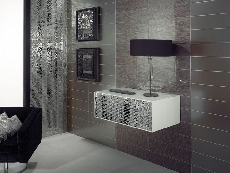 contemporary bathroom tile pictures