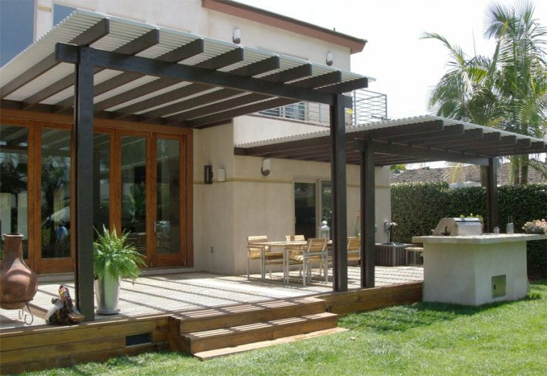 12 Amazing Aluminum Patio Covers Ideas and Designs on Ideas For Patio Covers  id=59028