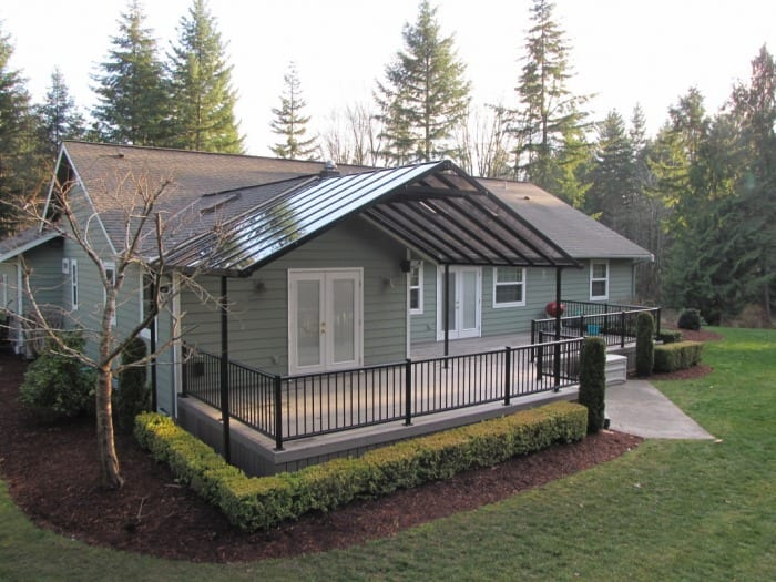 glass and aluminum patio cover. Aluminum Patio Covers