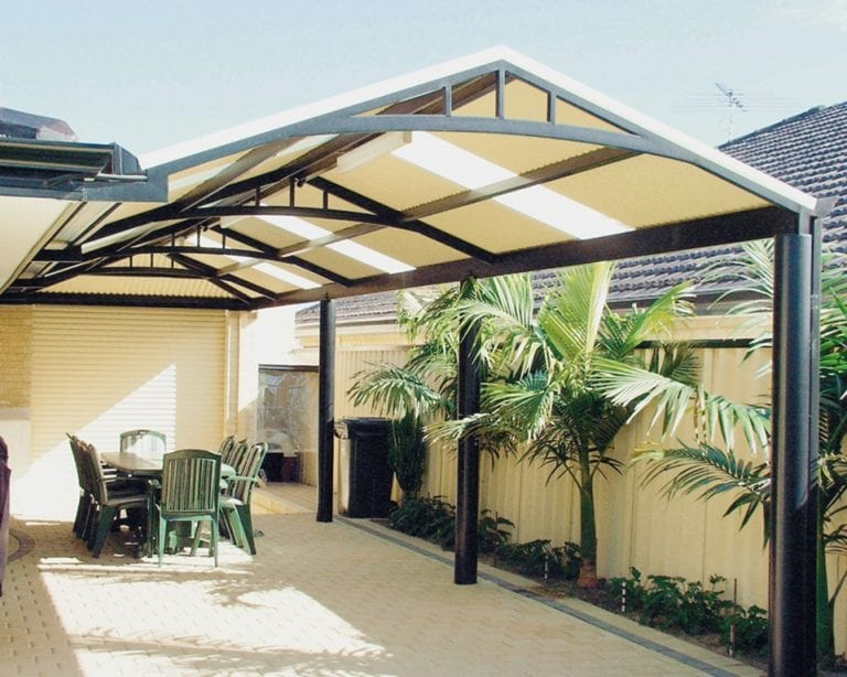 12 Amazing Aluminum Patio Covers Ideas and Designs on Covered Patio Ideas id=33992