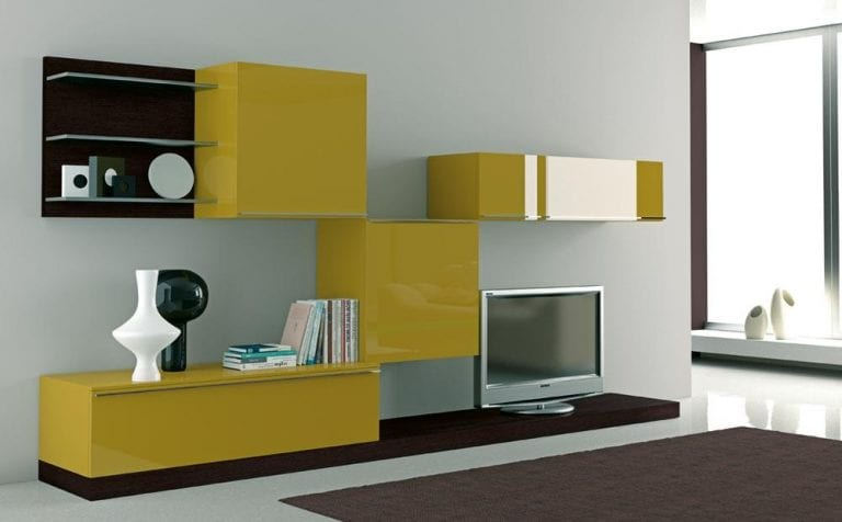 cool wall unit with storage