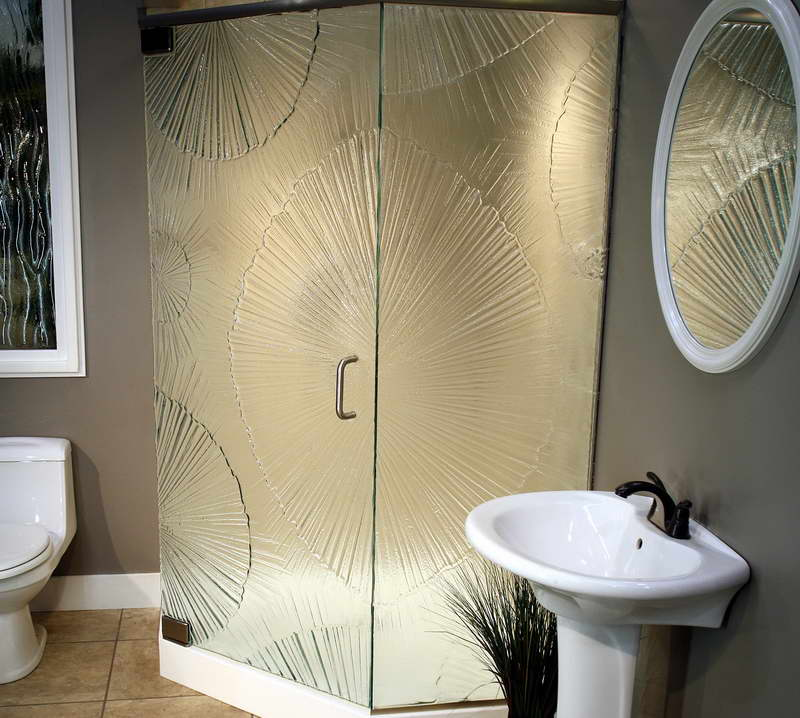 designer shower doors