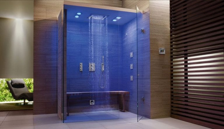 10 Fabulously Modern Shower Stalls With Seat Ideas 18
