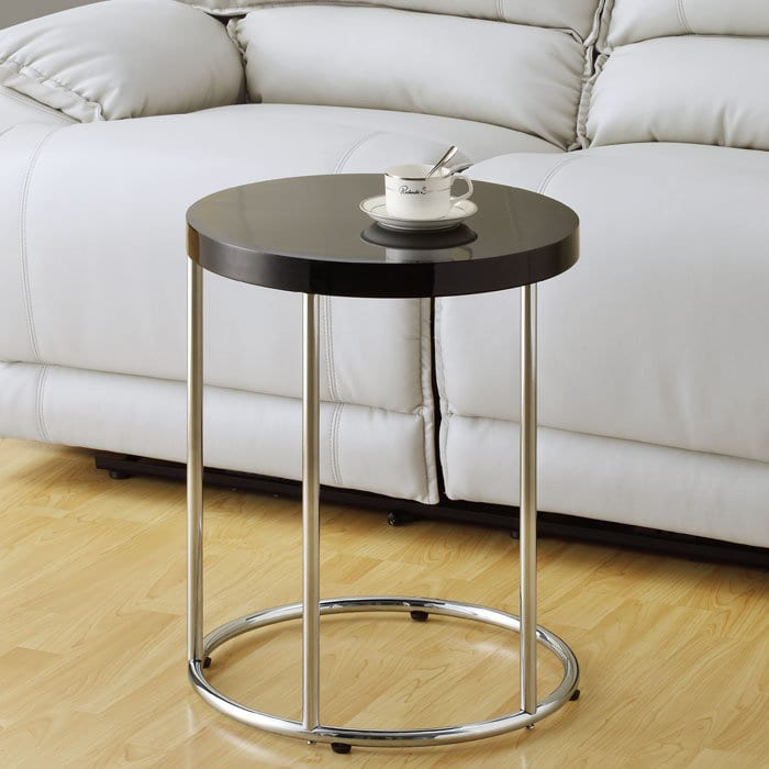 small round accent tables