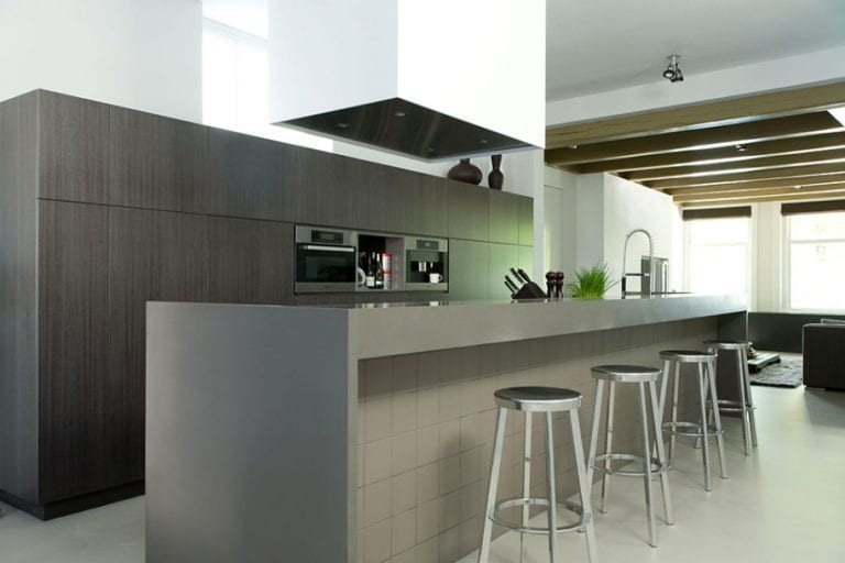 contemporary backless counter stools