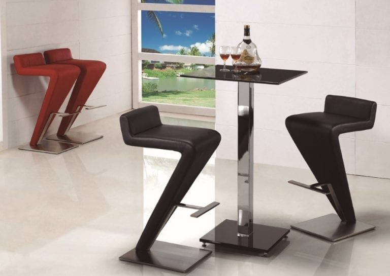 11 Leather Counter Stools Designs Ideas and Cool Photos 14