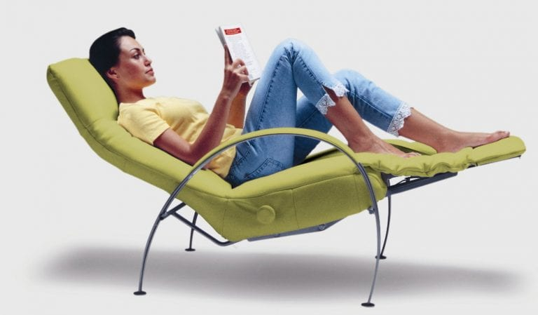 10 Reading Chairs to Get Cozy With Your Favorite Book 9