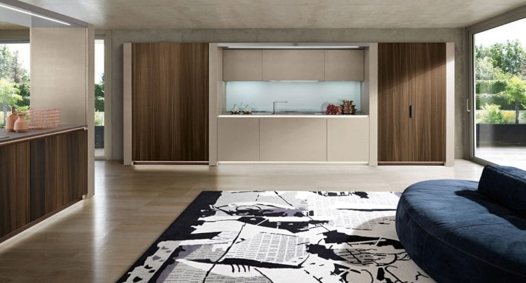 Arte Kitchen Project by Marco Piva