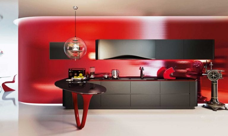 The Ferrari Kitchen