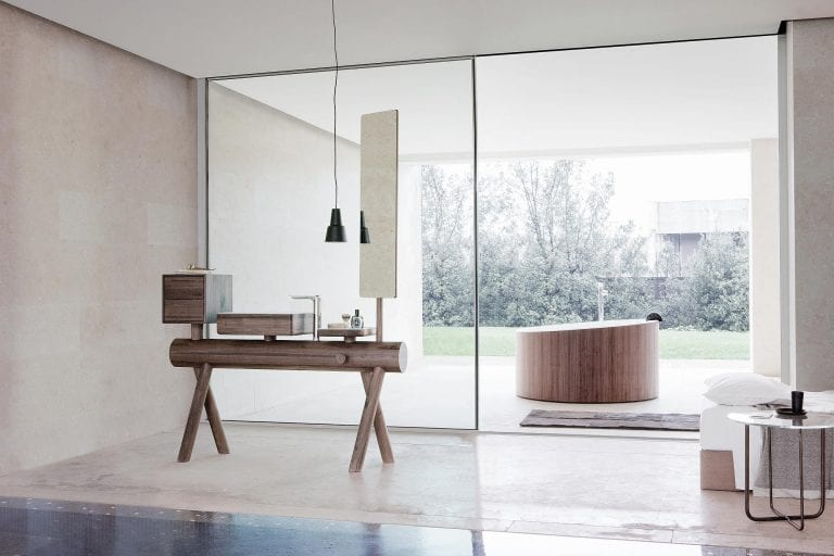 The Unusual Dressage Bathroom Collection by Graff 5