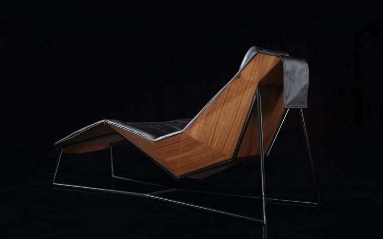 ultra modern interior lounger