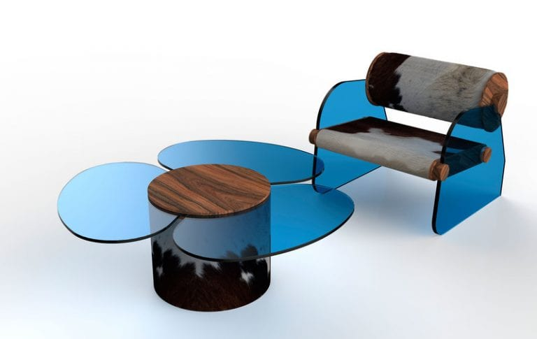 The Amazing Design of The Grulle Glass Armchair from Stabord 10