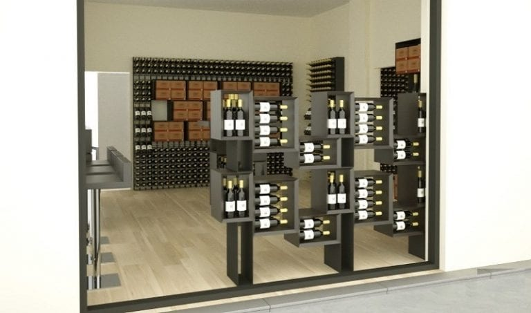 wine shop furniture